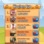 Wochen Cup