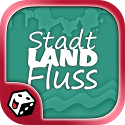 Stadt Land Fluss Icon