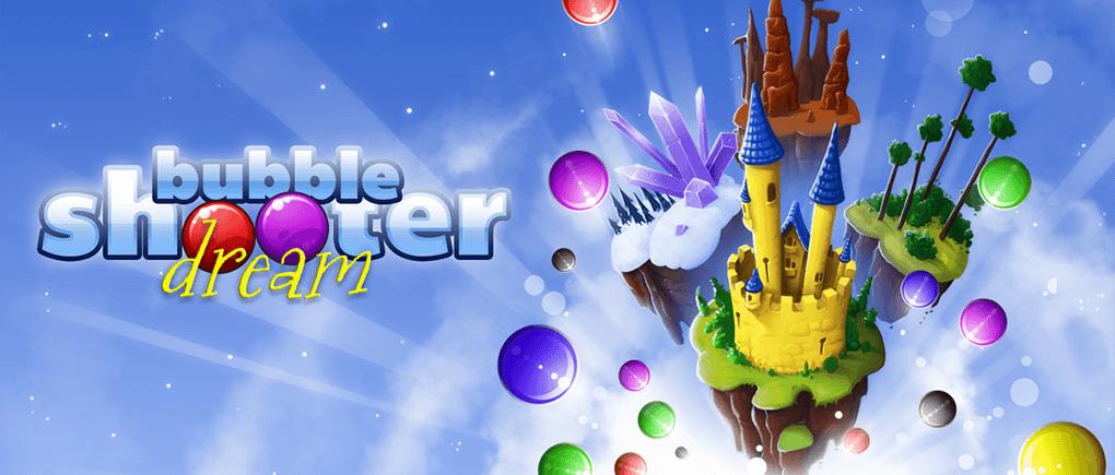 BubbleShooterDream_Banner