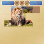 Animal Puzzle Ingame