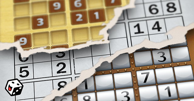 Sudoku now as good as new [Update]