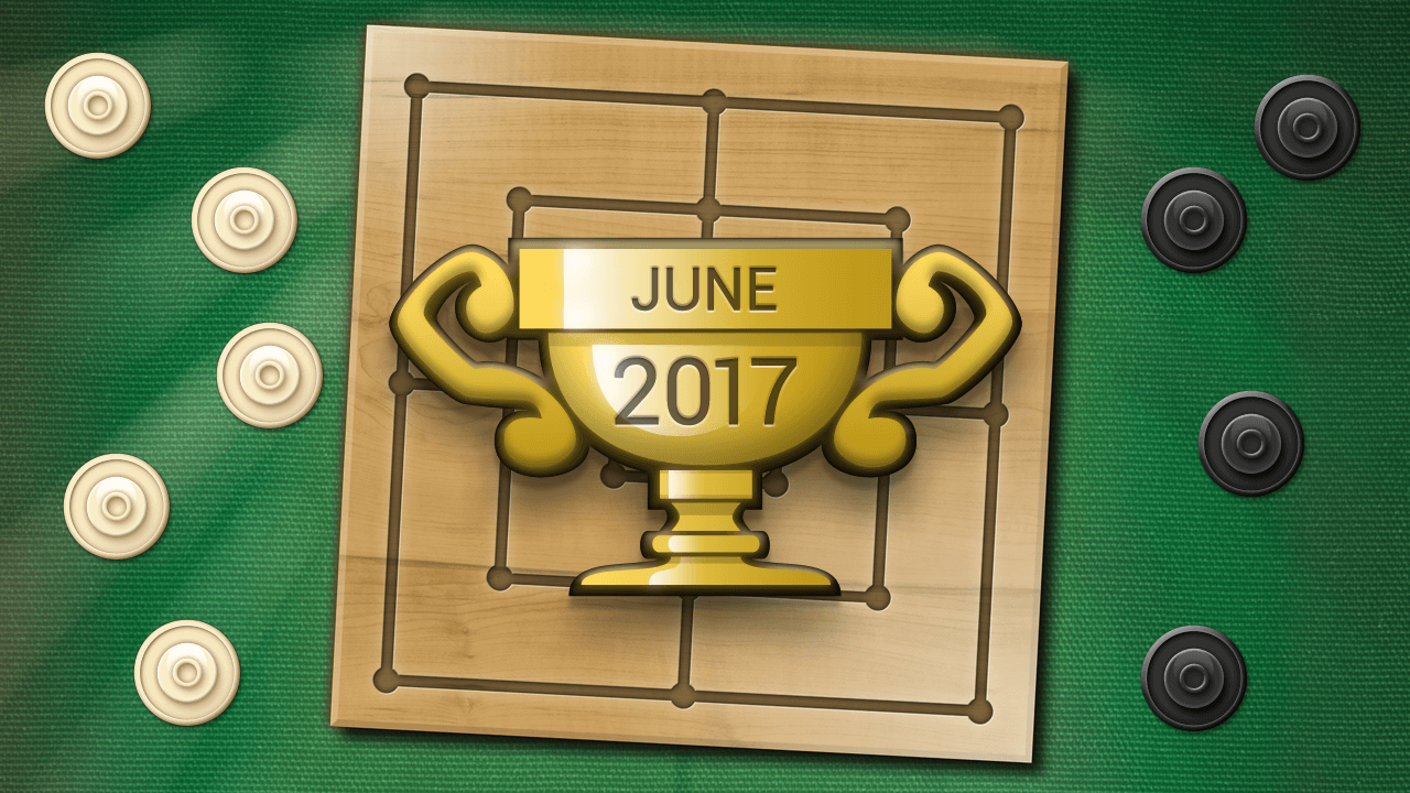 Monthly Winners June 2017