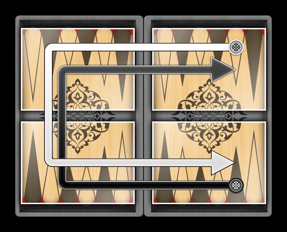 Support Backgammon Lite Games