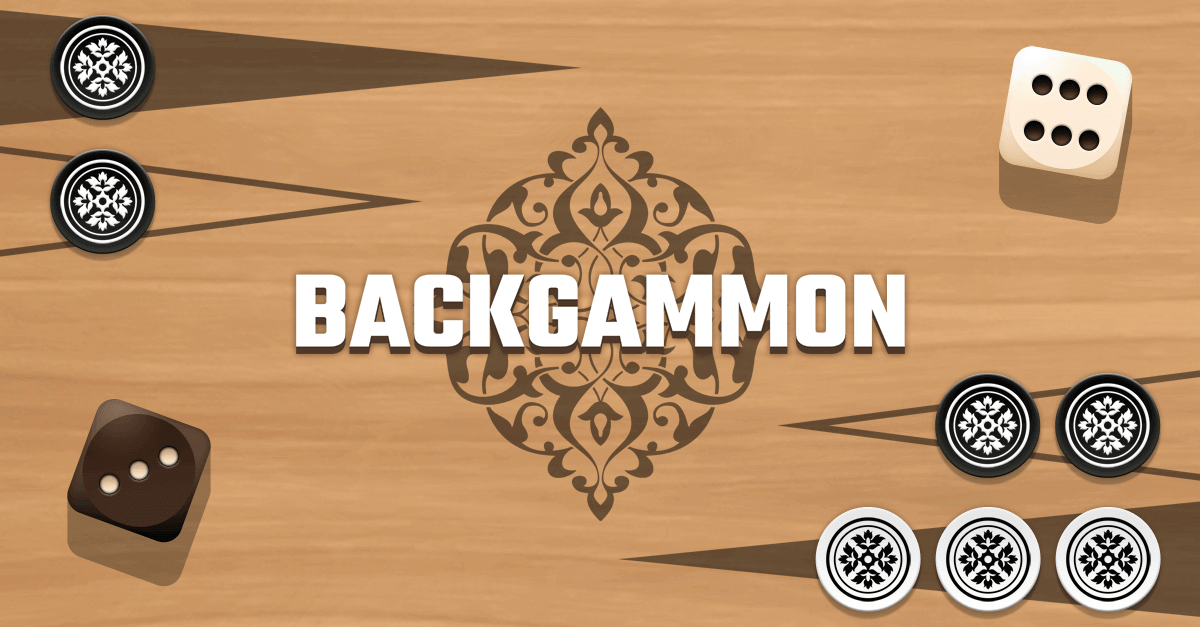 Brandneues Backgammon 2017