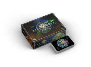 Fightlings Box and Deck of Cards