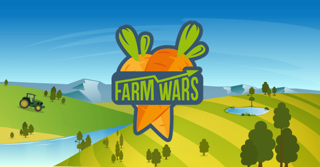 Farm Wars ab sofort bei Amazon