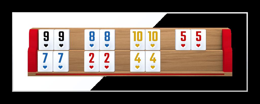 Seven Pairs Winning Hand