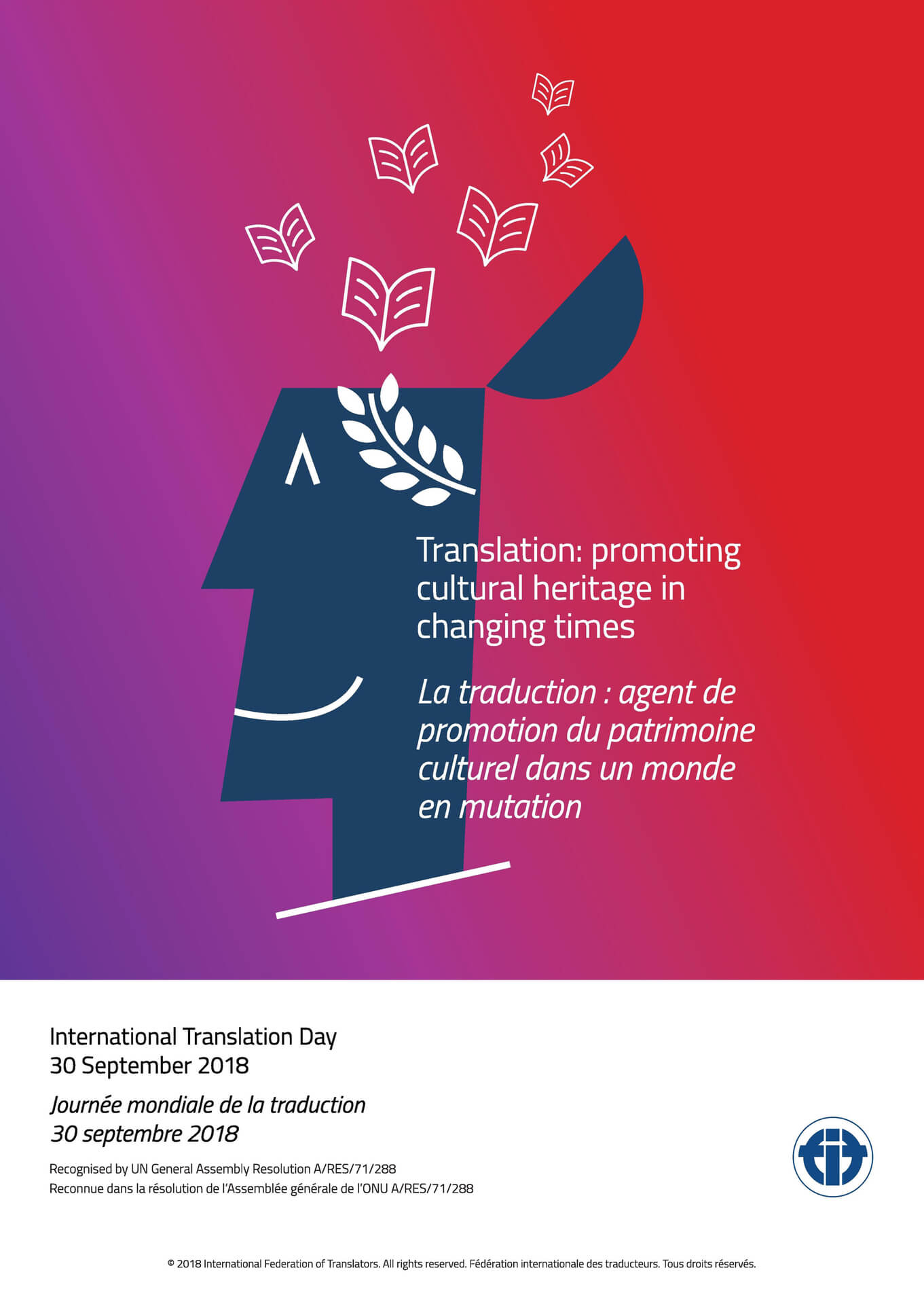 International Translation 2018 Poster