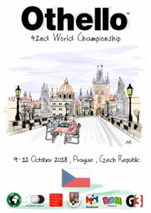Poster World Othello Championship 2018