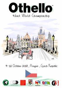 Poster World Othello Championship 2018
