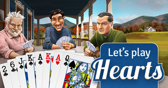 Our Game Tip: Hearts by Isar Interactive