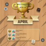 Backgammon Top 3 - Apr 2019