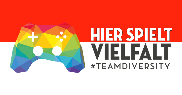 We Stand for #TeamDiversity