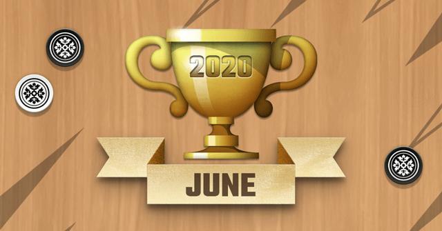 Die Top 3 im Juni 2020
