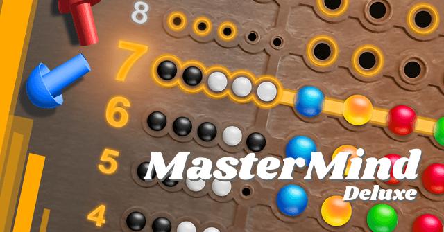 MasterMind Deluxe – Superspaß für Superhirne