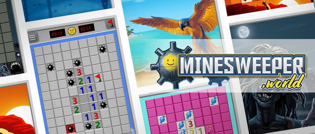 Minesweeper Header