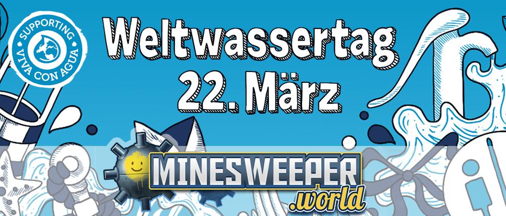 Minesweeper_Weltwassertag
